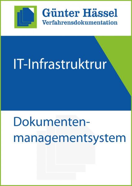 IT-Infrastruktur Dokumentenmanagentsystem