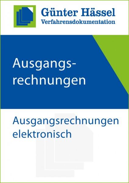 Ausgangsrechnungen elektronisch