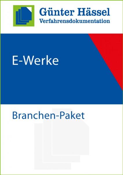 Dienstleister E-Werke - Branchenpaket
