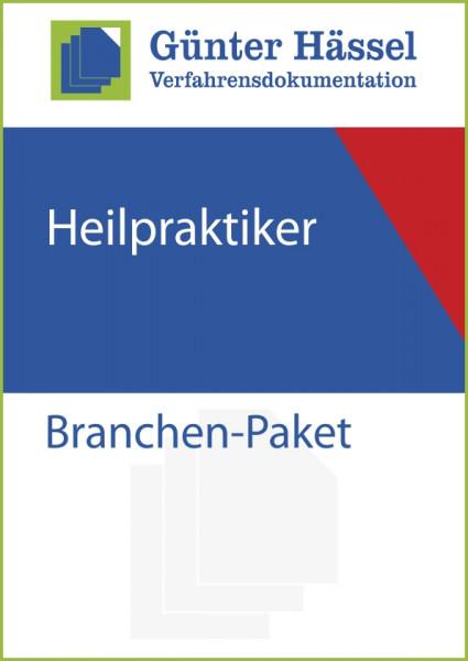 Dienstleister Heilpraktiker - Branchenpaket