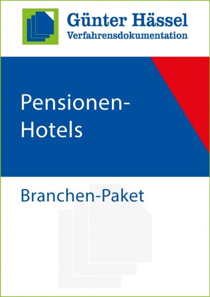 Gastronomie Pensionen Hotels - Branchenpaket