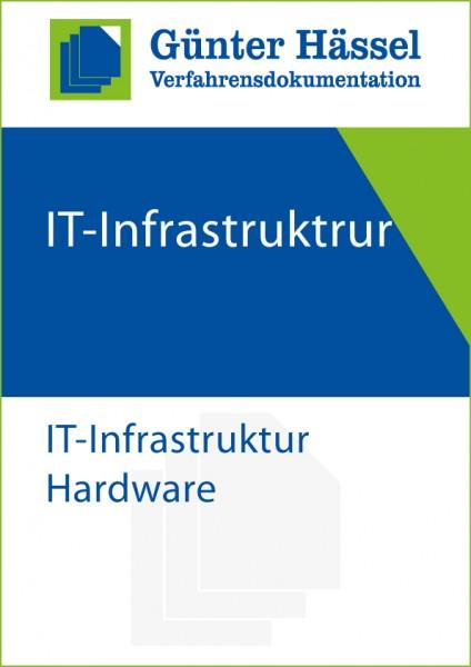 Verfahrensdokumentation IT-Infrastruktur Hardware