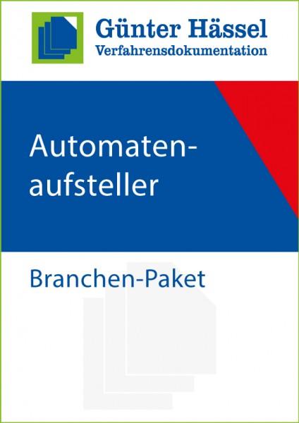 Händler Automatenaufsteller - Branchenpaket