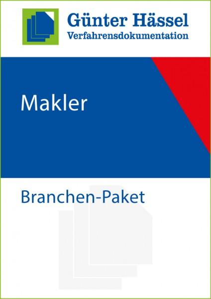 Dienstleister Makler - Branchenpaket