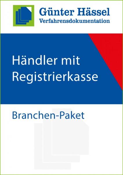 Händler mit Registrierkasse - Branchenpaket