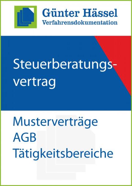 Steuerberatungsvertrag - Musterverträge, AGB, Tätigkeitsbereiche