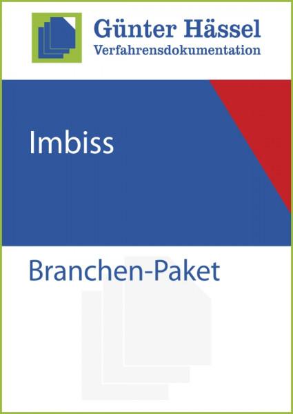 Gastronomie Imbiss - Branchenpaket