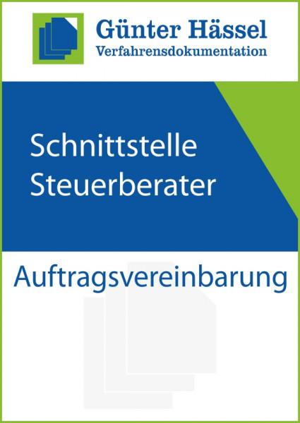 Schnittstelle Steuerberater - Auftragsvereinbarung