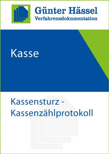 Kassensturz, Kassenzählprotokoll, Zählbretter