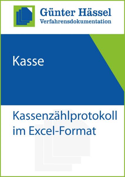Zählprotokoll als Excel-Dokument