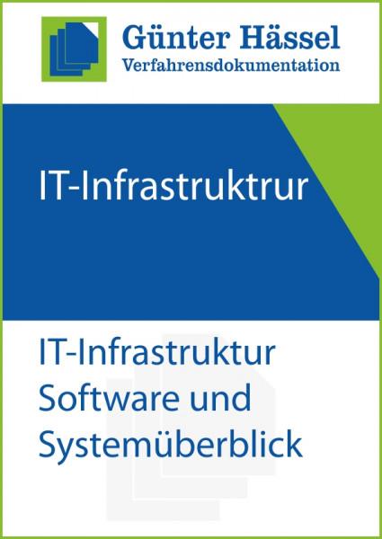 IT-Infrastruktur Software und Systemüberblick
