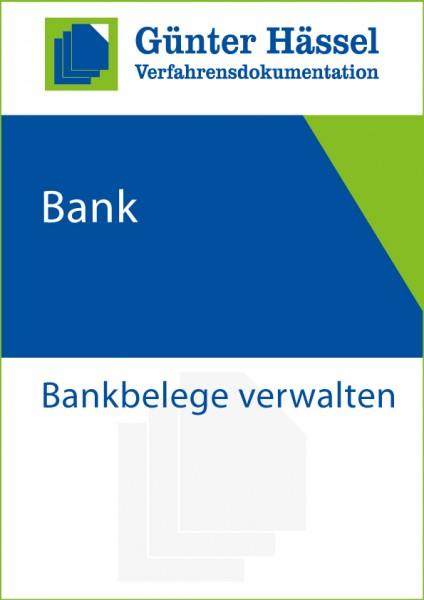 Bankbelege verwalten