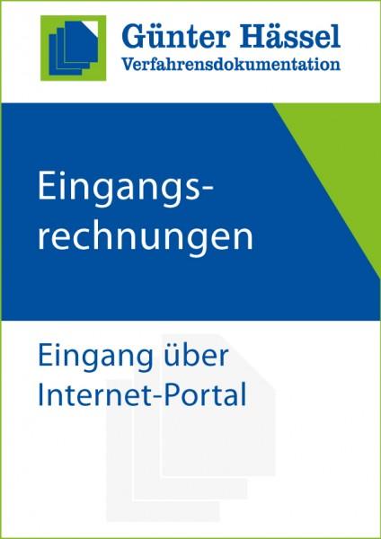 Eingangsrechnungen über Internet-Portal